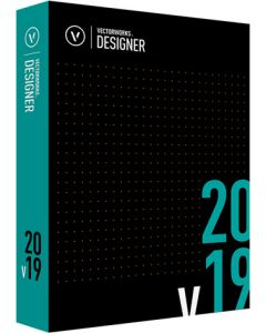 Vectorworks Designer 2019 & Renderworks