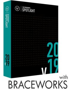 Vectorworks Spotlight 2019 & Braceworks Bundle