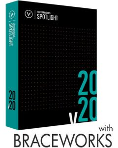 Vectorworks Spotlight 2021 & Braceworks Bundle